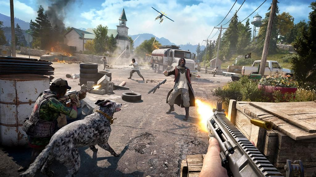 Far Cry 5 : Enfin... le trailer et la date !