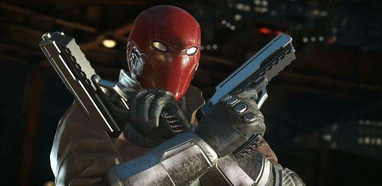 Injustice 2 : Trailer de Red Hood