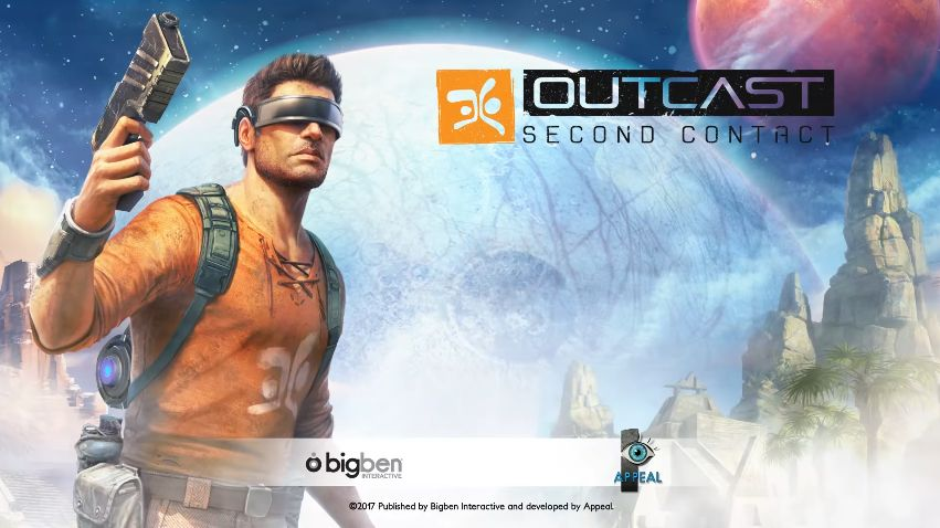 Outcast - Second Contact : Une vidéo de gameplay
