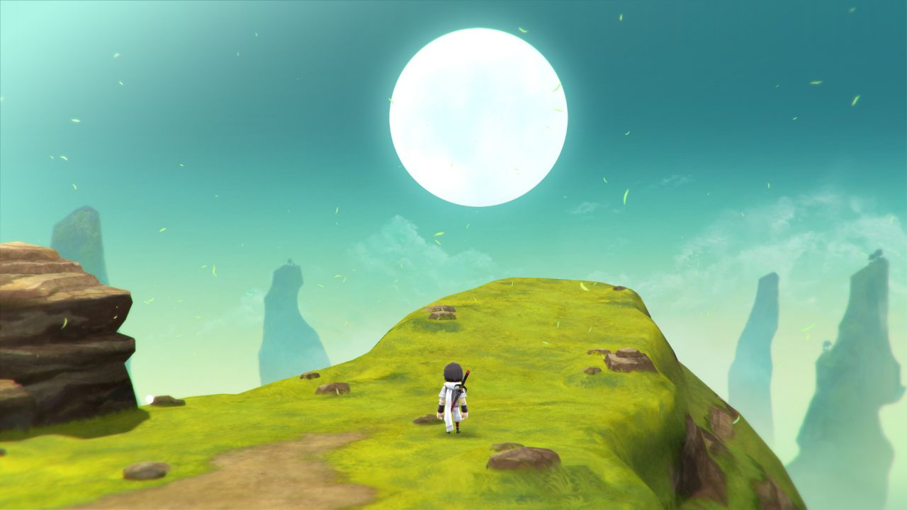 Lost Sphear : sur les traces de I am Setsuna