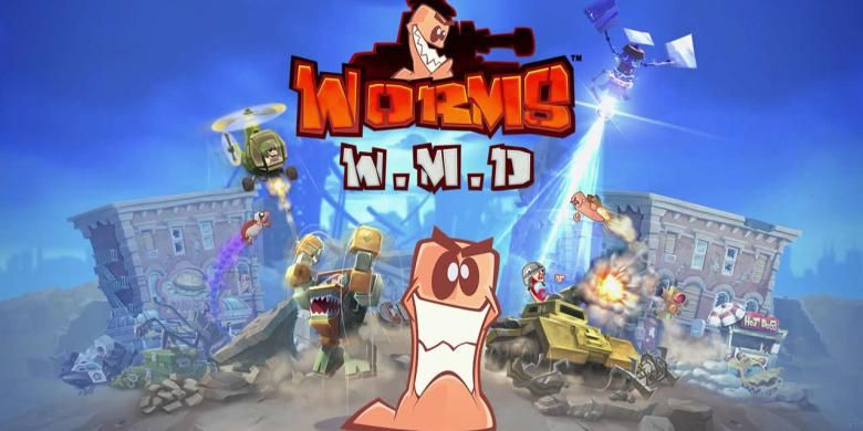 Bon Plan : Worms Weapons of Mass Destruction à 18,99 euros sur PS4 et One (au lieu de 29,99...)