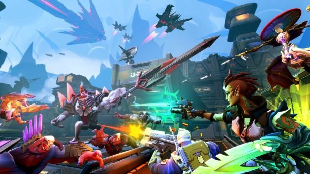 Battleborn : Une version d'essai gratuite