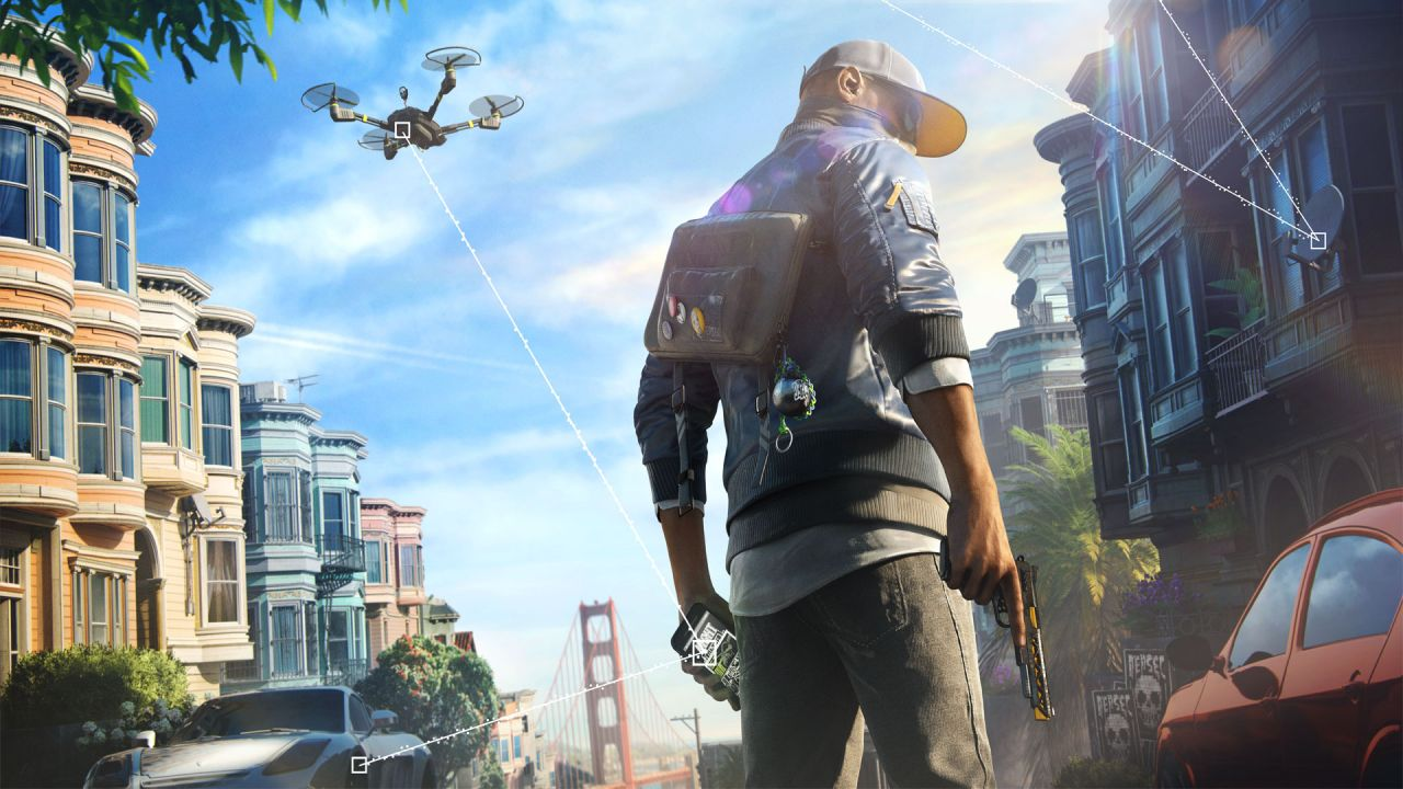 Bon Plan : Watch Dogs 2 version GOLD (jeu + Season Pass) à 24,5 euros