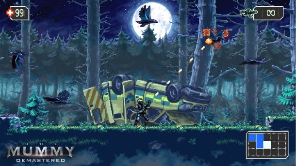 The Mummy Demastered : Le film adapté en jeu !