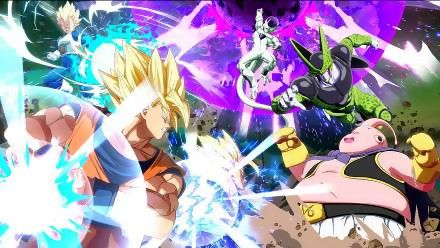 Dragon Ball FighterZ : Du Gameplay avec V-Jump !