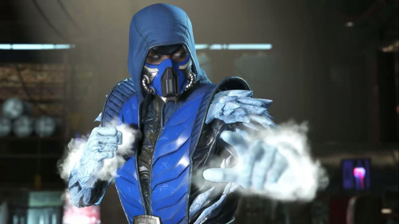 Injustice 2 : Trailer de Sub Zero