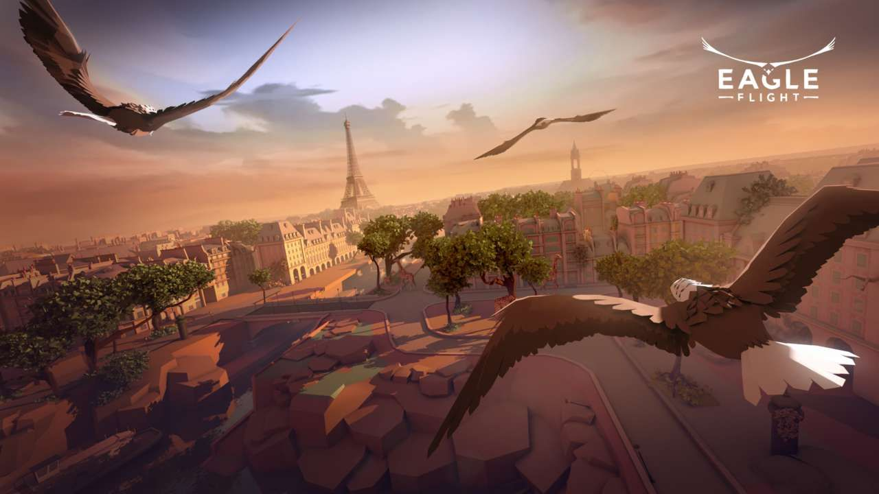 Bon Plan VR : Eagle Flight à 28,86 euros (au lieu de 39,99...)