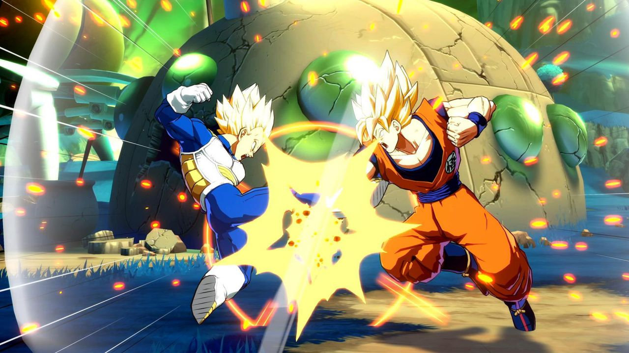 Tournoi Dragon Ball FighterZ sur PS4