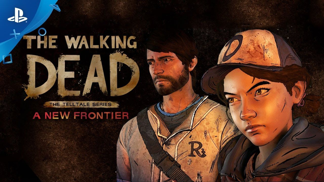 Bon Plan Amazon : The Walking Dead - A New Frontier à 21,99 euros (au lieu de 34,99...)