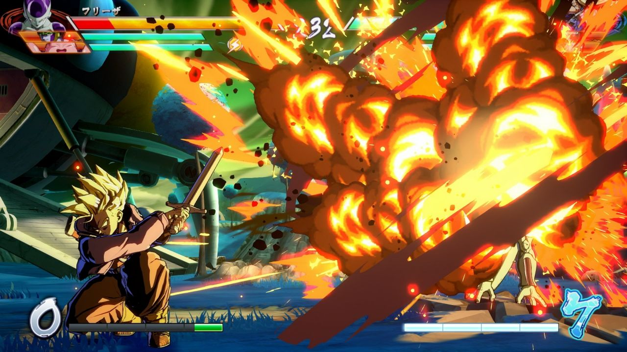 Dragon Ball FighterZ : La première image officielle de Trunks !