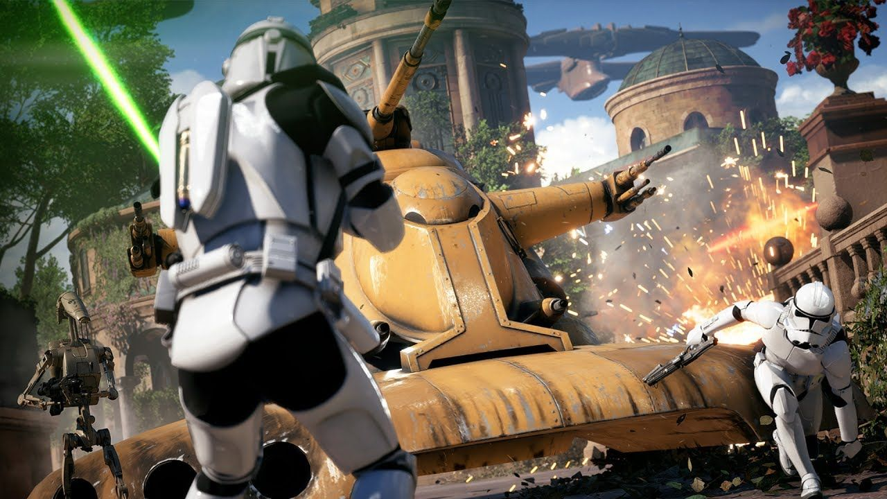 Star Wars Battlefront 2 : Les dates de la version BETA dévoilées !