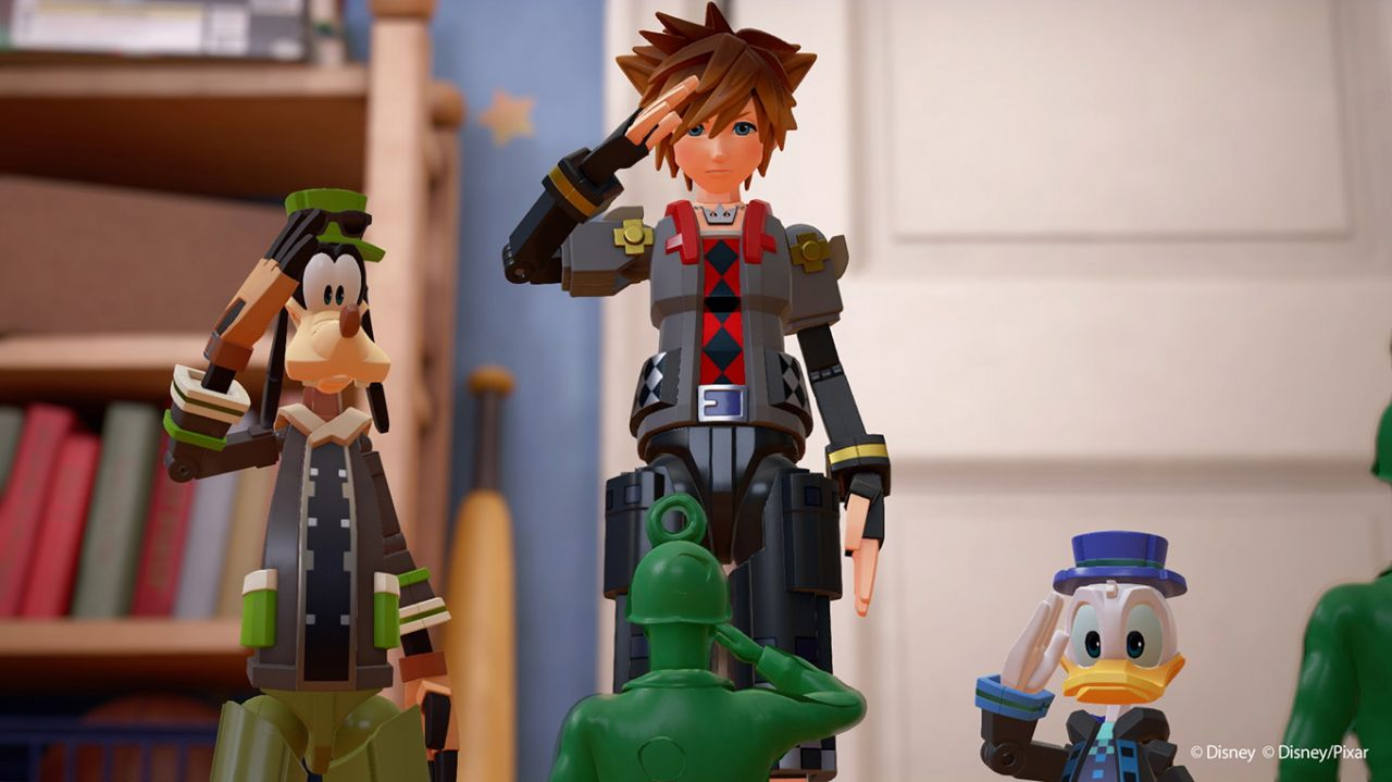 Kingdom Hearts III : Toy Story fait son entrée