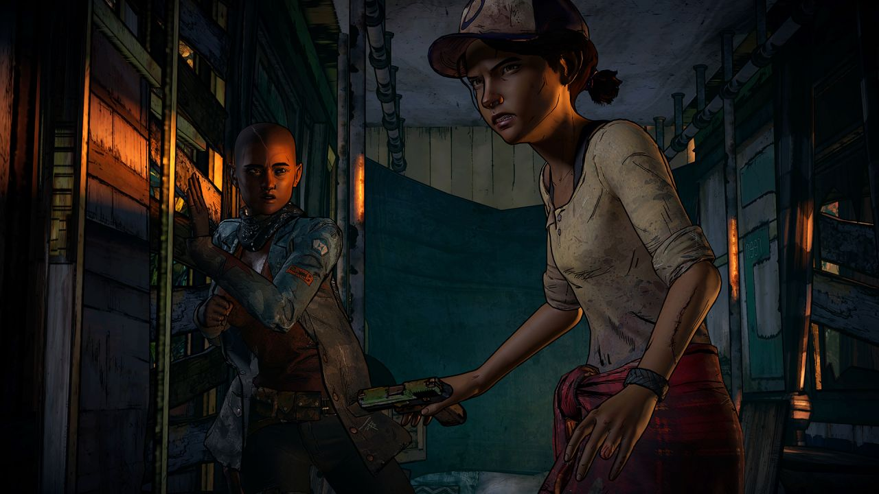 Bon Plan : The Walking Dead - A New Frontier sur Xbox One à 18.1 euros, et 21.99 euros sur PS4 (au lieu de 35...)