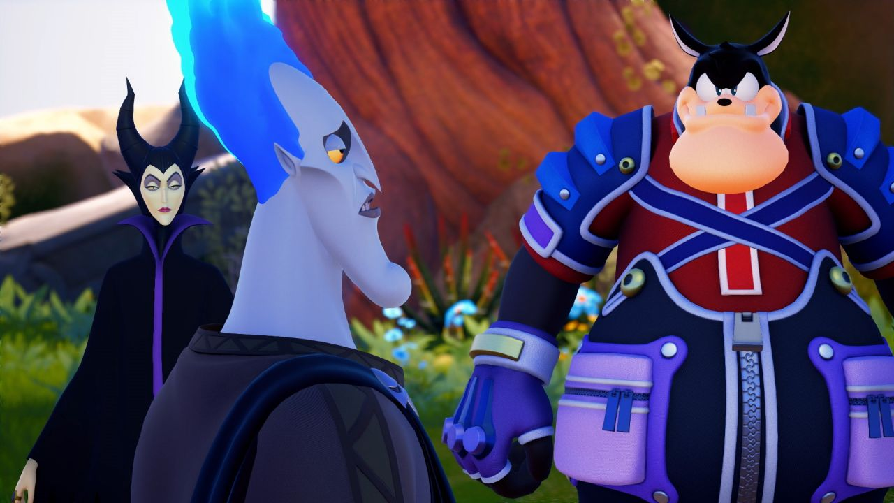 Kingdom Hearts III : Une salve d'images officielles