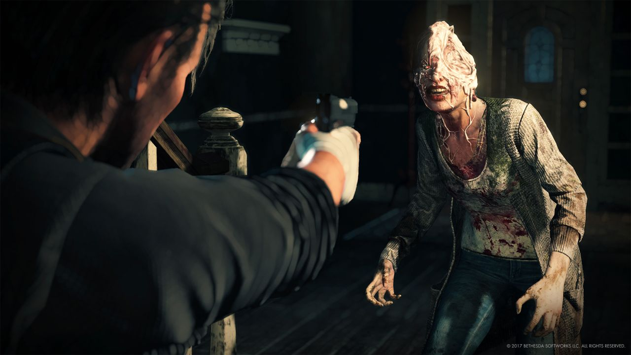 The Evil Within 2 : un peu de gameplay pour un nouveau trailer