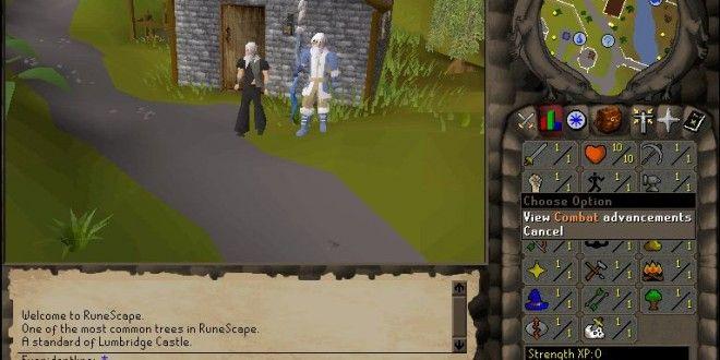 RuneScape à l'ancienne