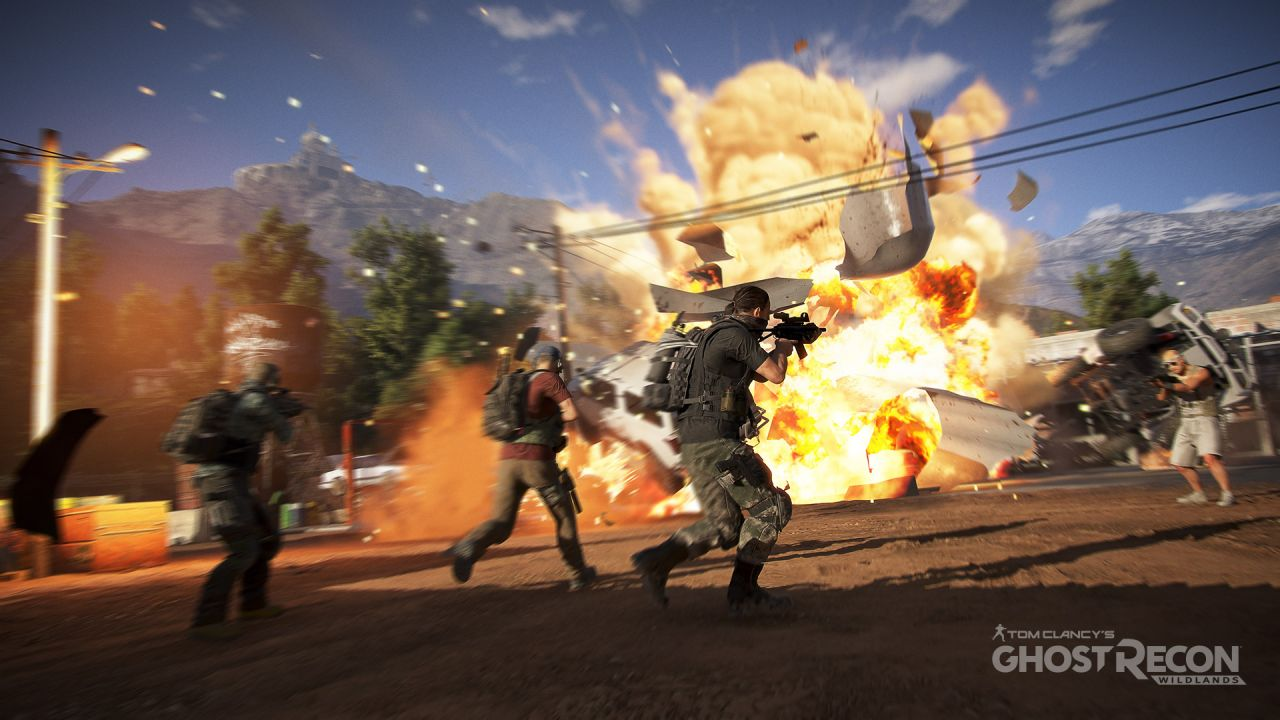 Tom Clancy's Ghost Recon Wildlands : le mode PVP débarque bientôt