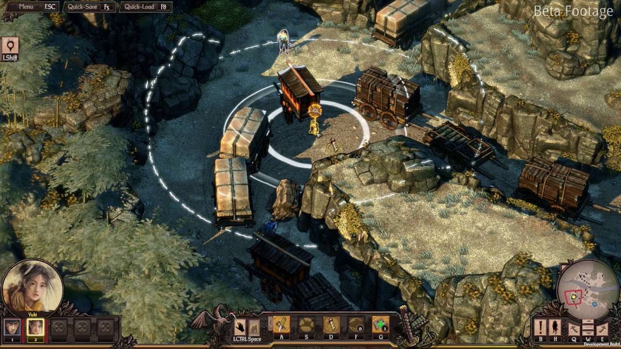 Shadow Tactics : Blade of the Shogun