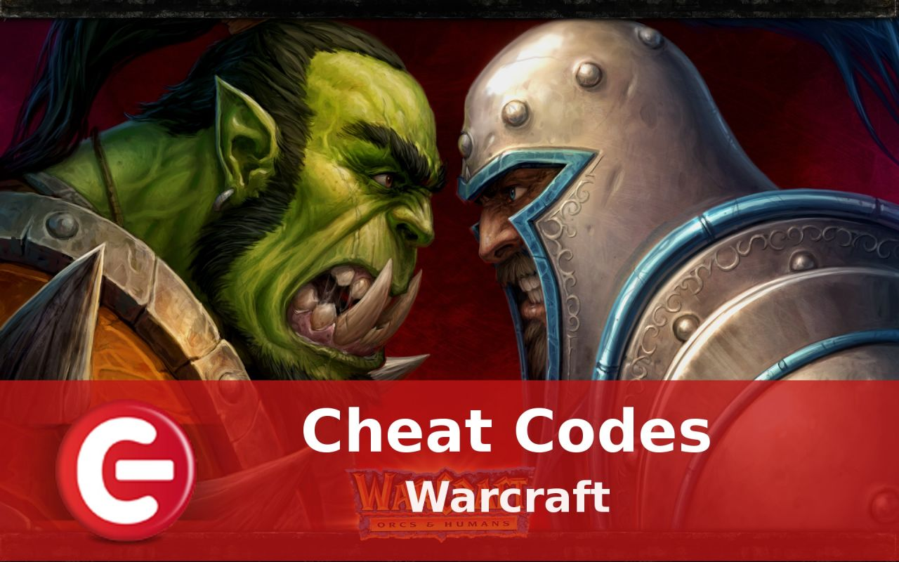 Warcraft : Soluce Cheat Codes