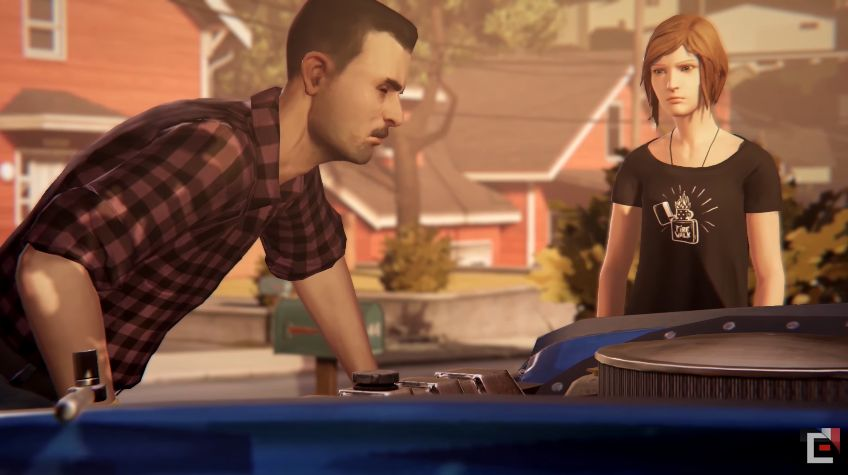 Life is Strange - Before the Storm : 9 minutes de gameplay