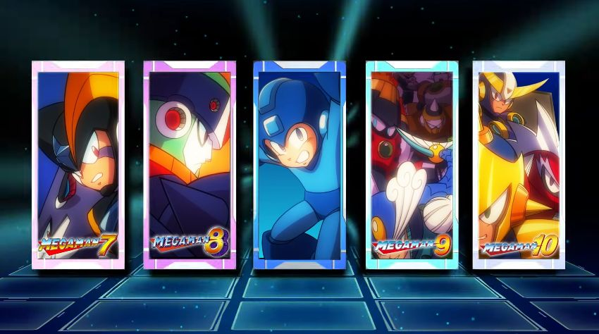 Mega Man Legacy Collection 2 : Annonce, informations et trailer