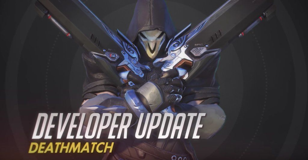 Overwatch : Un mode Deathmatch en approche !