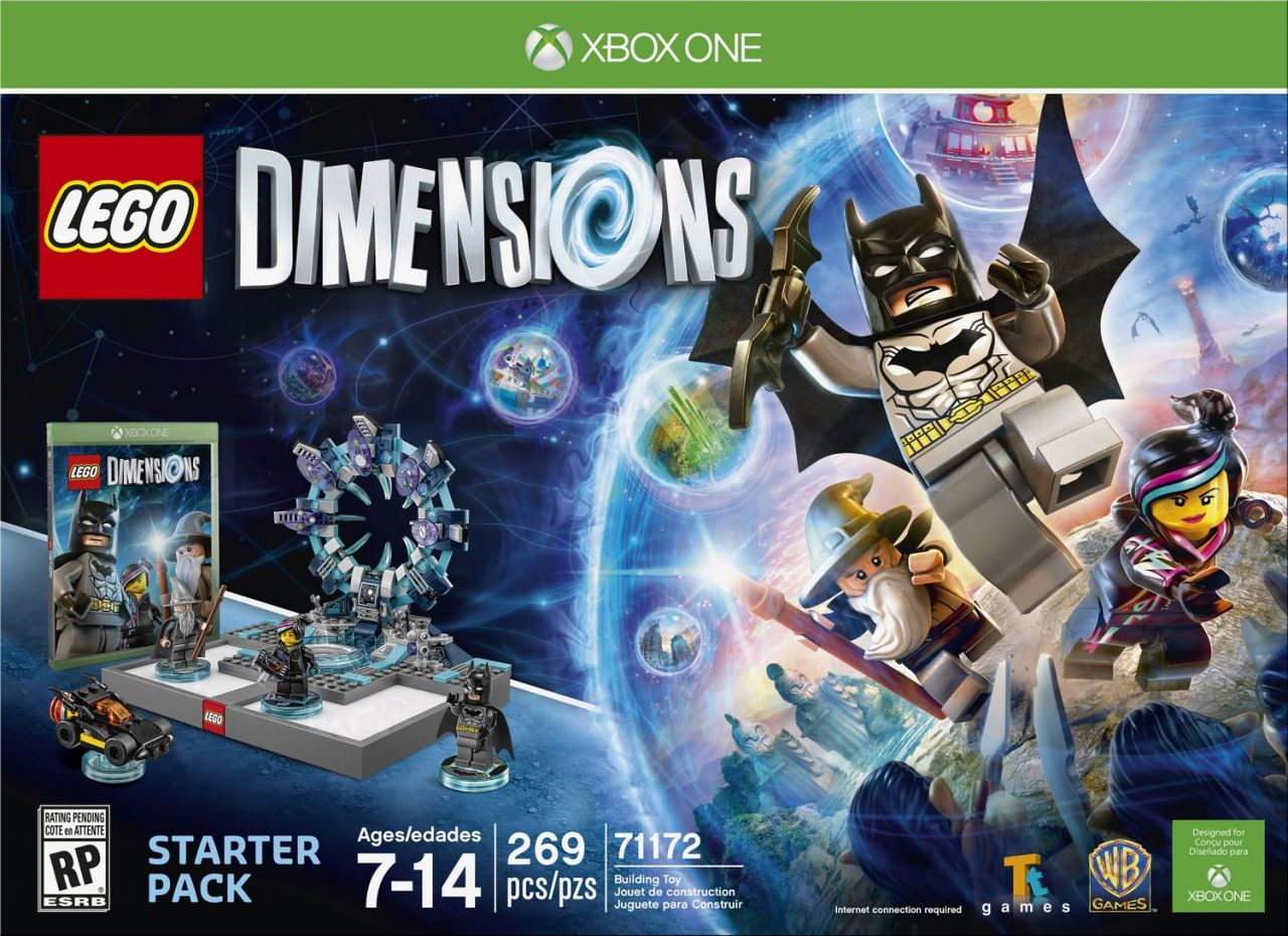 Bon Plan Amazon : Lego Dimensions - pack de démarrage à prix mini !