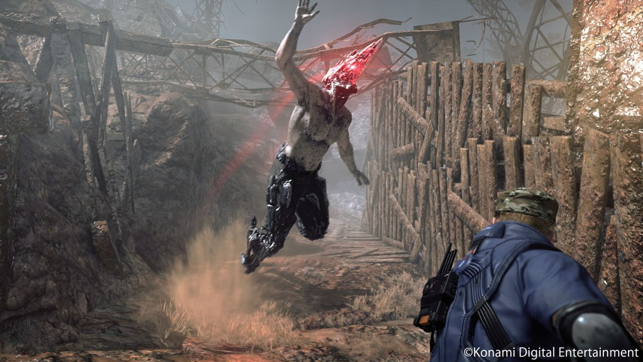 Metal Gear Survive : Une nouvelle salve d'images