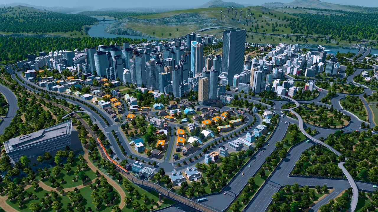Cities : Skyline