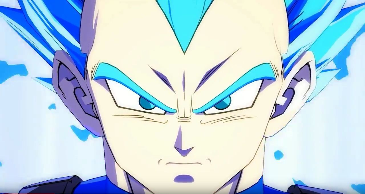 Dragon Ball FighterZ : Goku et Vegeta Super Saiyen blue dévoilés