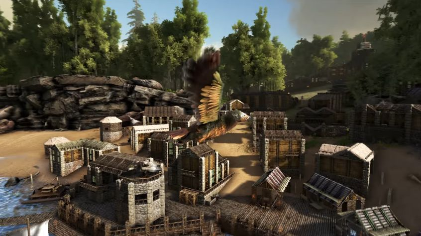 ARK - Survival Evolved : Tutorial et trailer de lancement