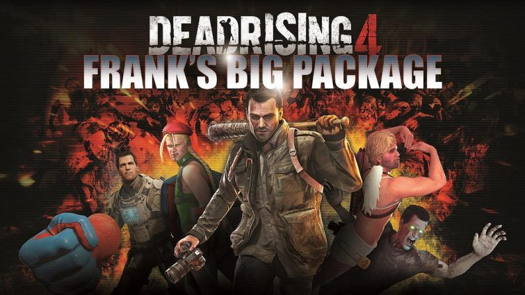 Dead Rising 4 Frank's big package : Frank revient sur Playstation 4