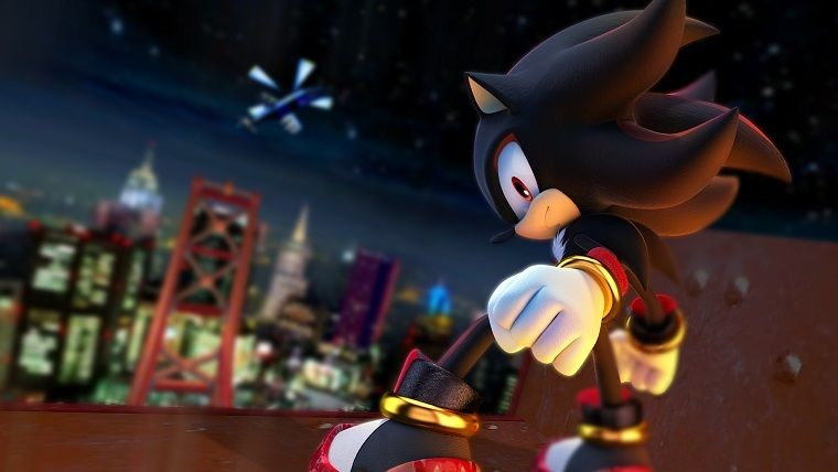 Sonic Forces : L'épisode Shadow offert avec la bonus Edition - Switch / PS4 / One
