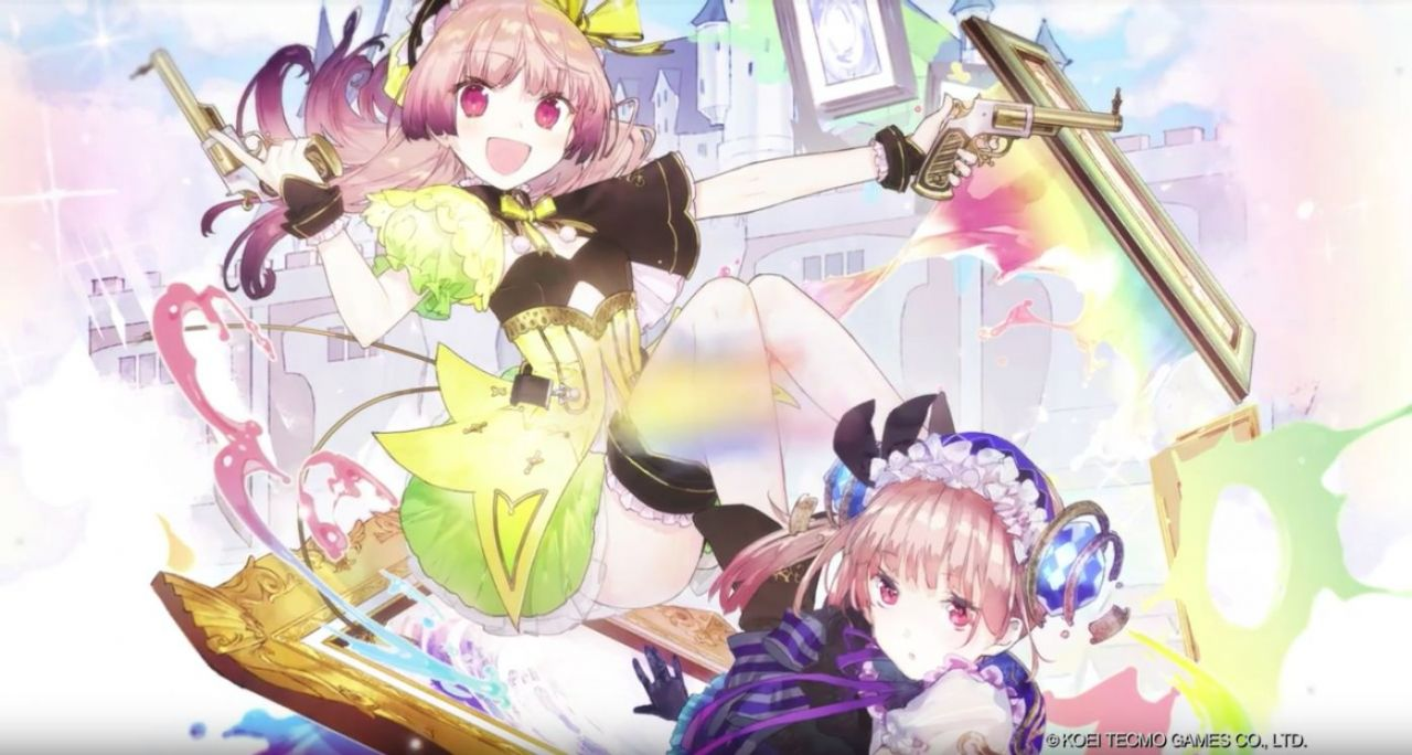 Atelier Lydie and Suelle : Trailer d'annonce