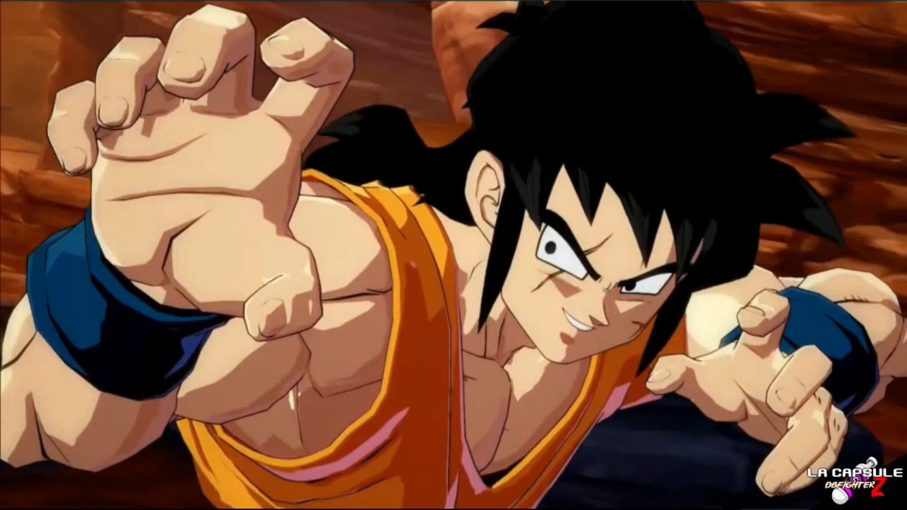 Dragon Ball FighterZ : Trailers de Yamcha et Tien