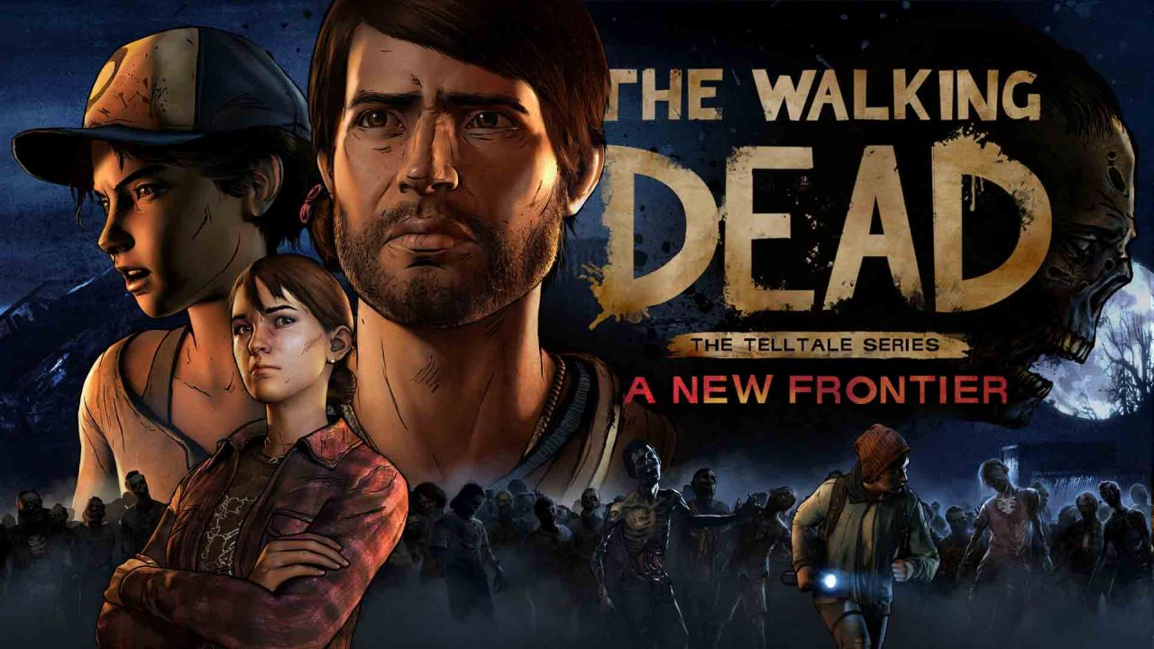 Bon Plan : The Walking Dead - A New Frontier à 22,99 euros (au lieu de 34,99...) / PS4 et Xbox One