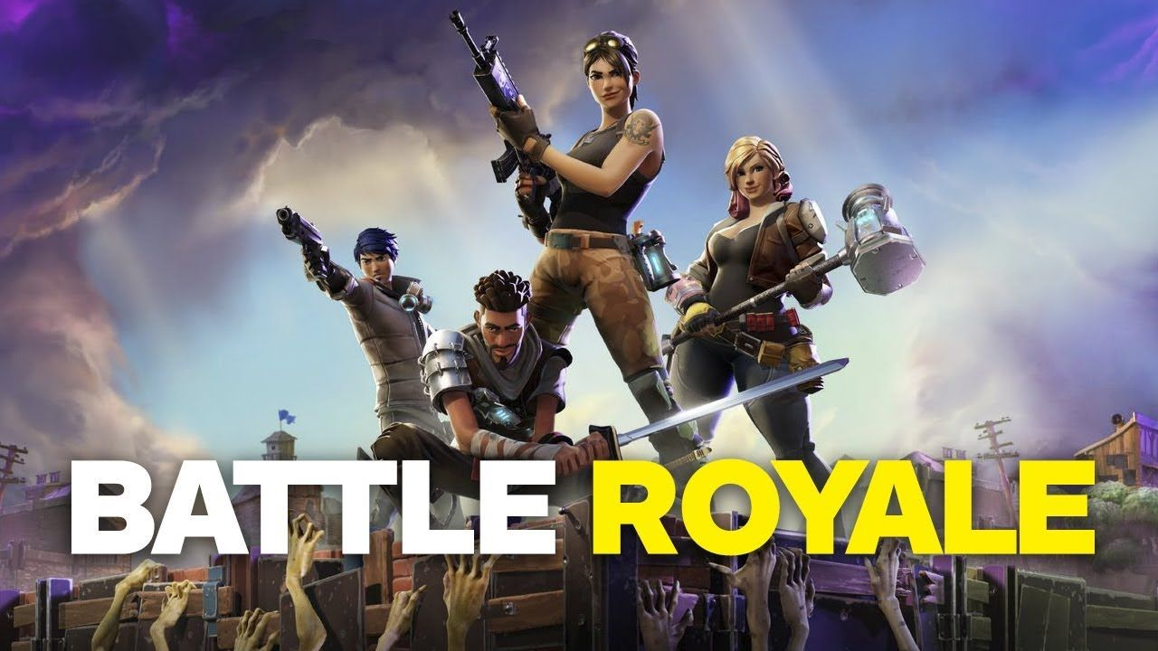 Fortnite : Le mode 'Battle Royale' disponible pour tous