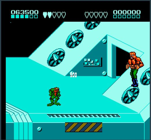 Battletoads and Double Dragon : The Ultimate Team