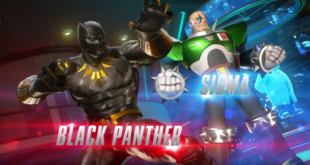 Marvel Vs Capcom Infinite : Trailer de Black Panther et Sigma