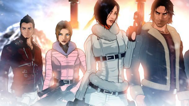 Fear Effect Sedna : Confirmé sur Switch
