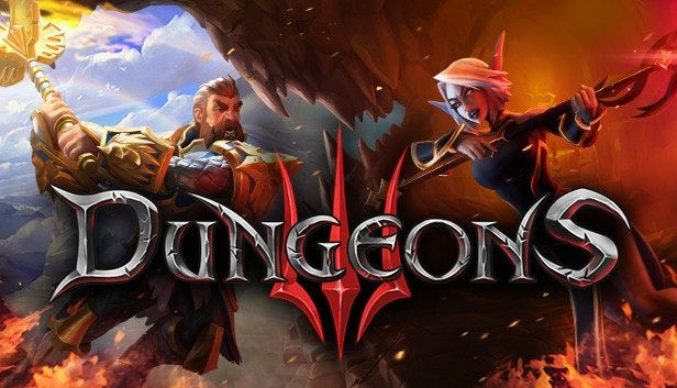 Dungeons 3 : Un Dungeon keeper-like arrive le 13/10 sur PS4, One et PC