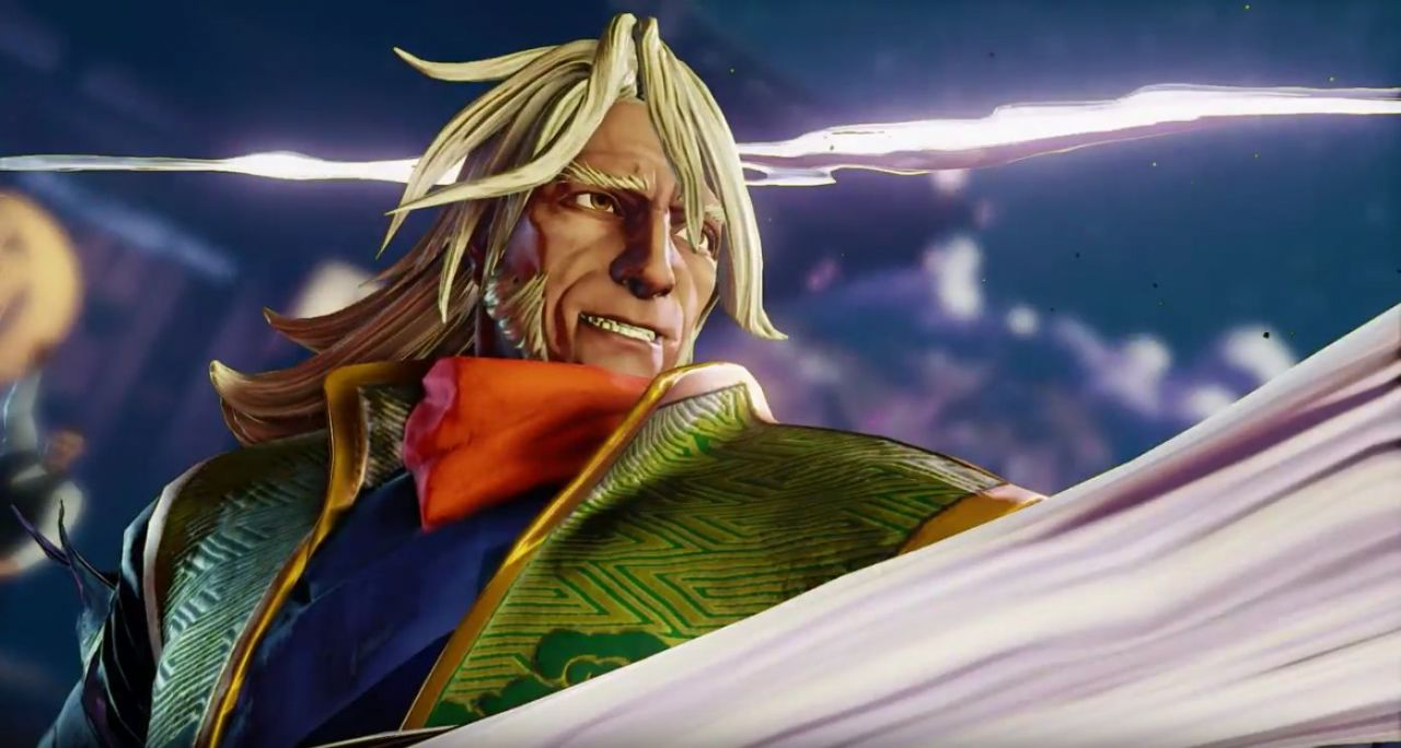 Street Fighter 5 : Bienvenue à Zeku