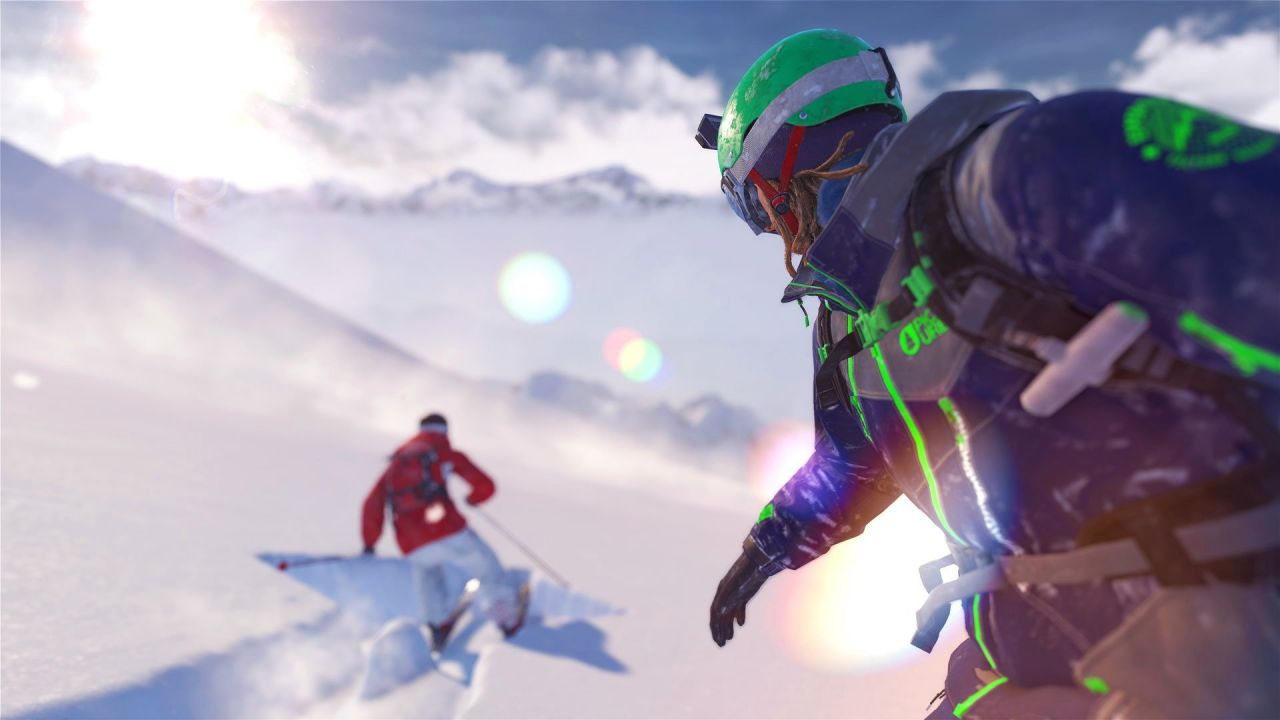 Bon Plan : Steep à 19,99 euros sur PS4 !