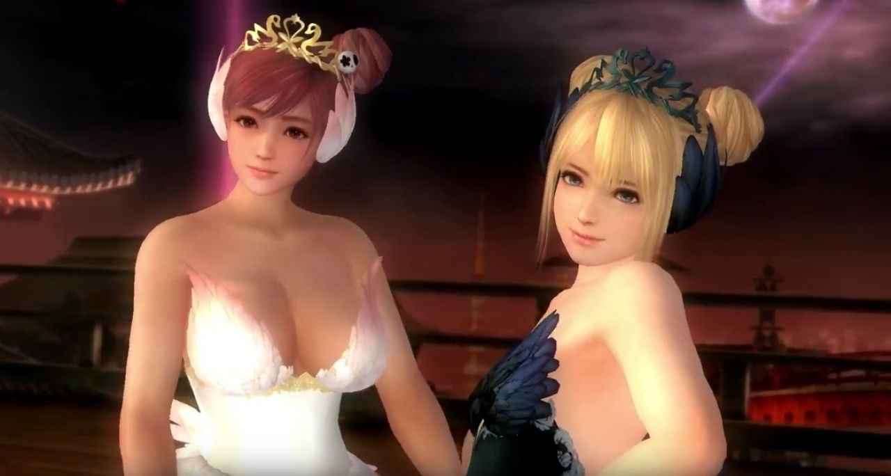 Dead or Alive 5 Last Round : Les costumes d'Halloween 2017