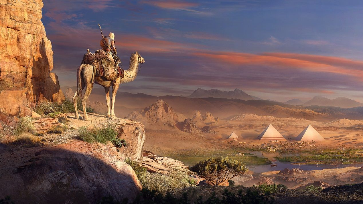 Assassin's Creed Origins : Le trailer de lancement