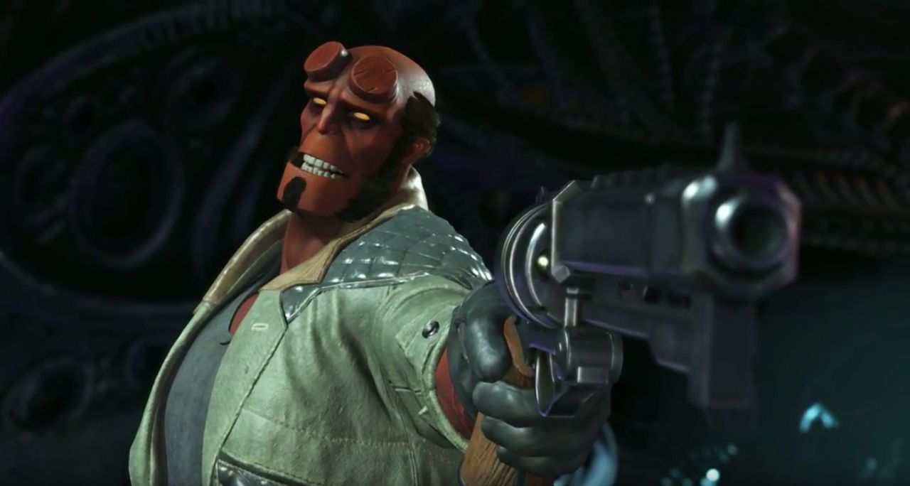 Injustice 2 : Trailer de Hellboy