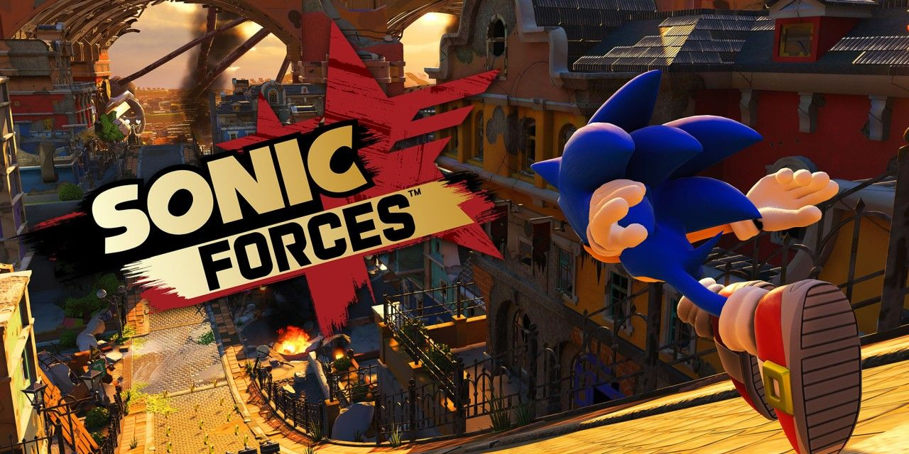 Bon Plan Switch : Sonic Forces à 26,99 euros (au lieu de 39,99...)