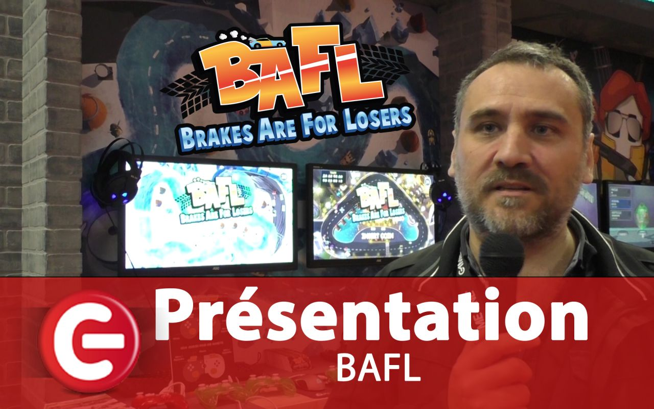 PGW 2017 : BAFL, un successeur PC de Super Off Road arrive sur Switch