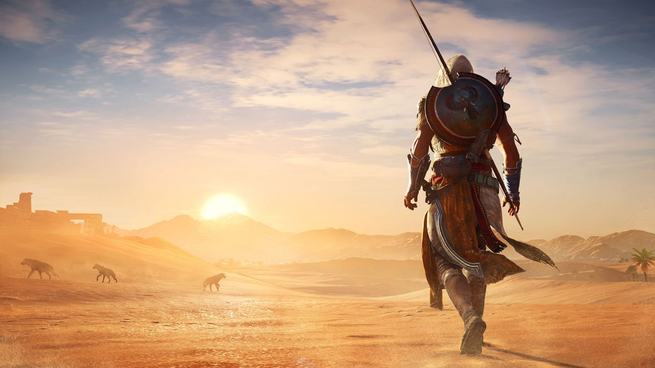 Assassin's Creed Origins fait beaucoup mieux que Syndicate