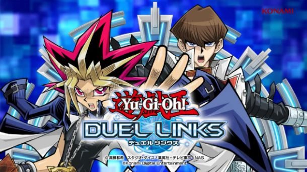 Yu-gi-oh Duel Links : disponible sur PC